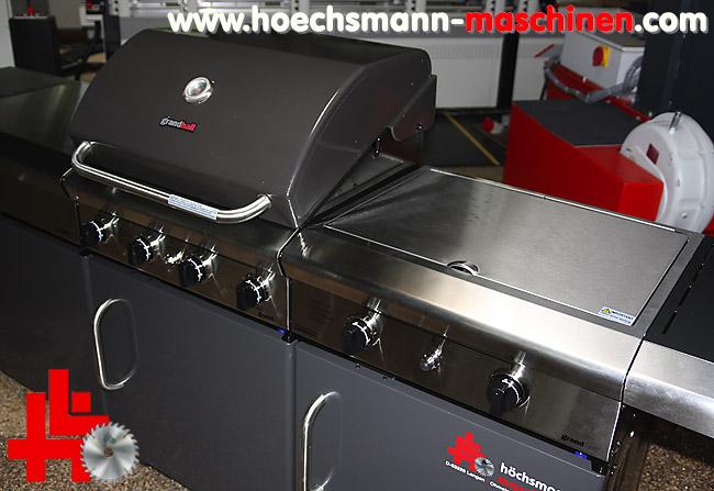 Outdoorküche Mit Gasgrill Cover : Grandhall gasgrill outdoorküche freedom 321 set neu von hoechsmann