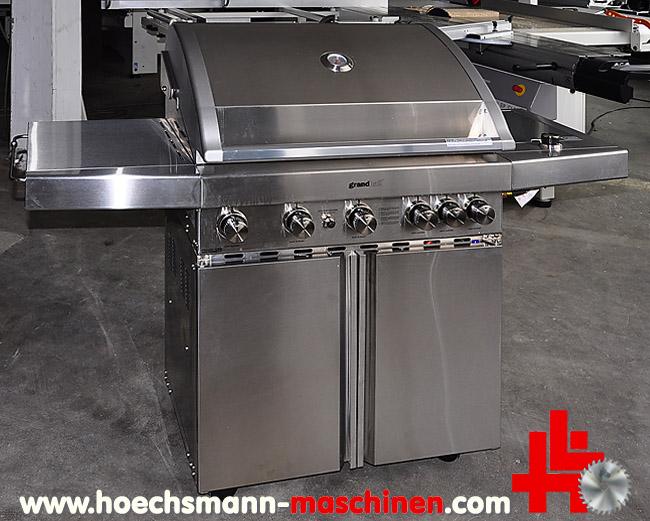 Outdoorküche Mit Gasgrill Gebraucht : Grandhall gasgrill outdoorküche maxim b neu von hoechsmann