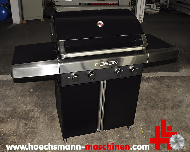 Outdoorküche Mit Gasgrill : Grandhall high end gasgrill outdoorküche odeon neu von hoechsmann