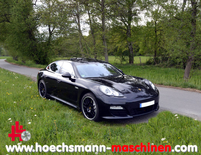 porsche panamera s sportlimosine gebraucht von hoechsmann. Black Bedroom Furniture Sets. Home Design Ideas