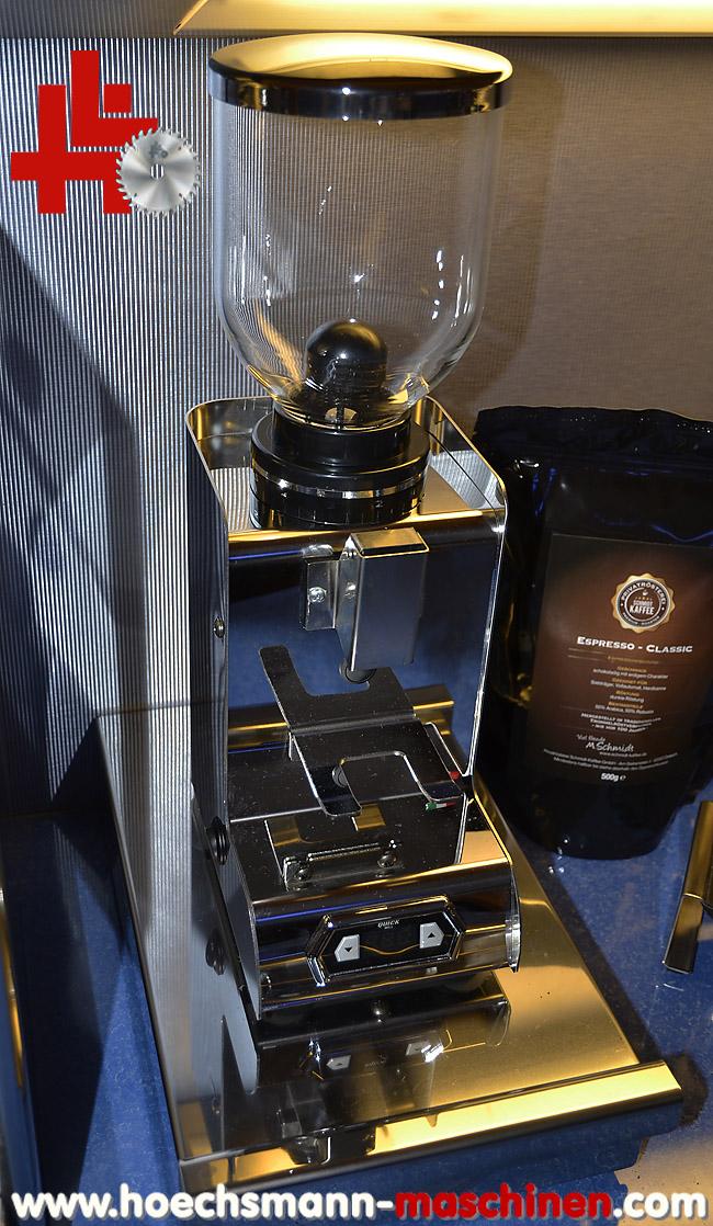 quick mill espressomaschine milano neu von hoechsmann. Black Bedroom Furniture Sets. Home Design Ideas
