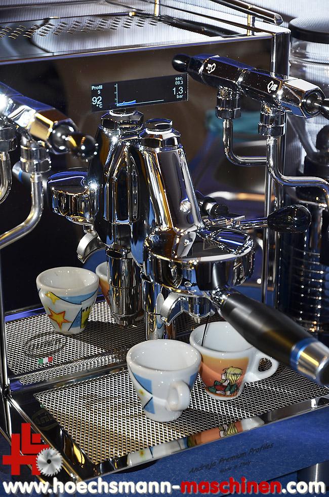 andreja premium espresso machine by mill