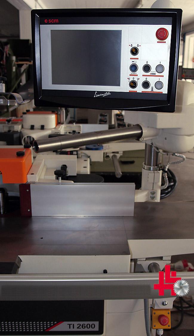 scm cnc schwenkfr smaschine ti 2600 linvincibile digital neu von hoechsmann maschinen. Black Bedroom Furniture Sets. Home Design Ideas