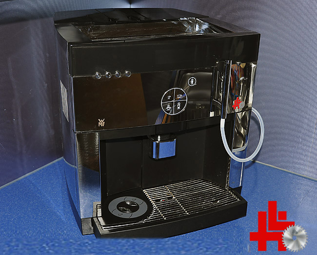 wmf espresso cappuchino vollautomat 1000 pro s barista neu. Black Bedroom Furniture Sets. Home Design Ideas