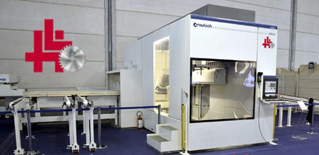 ROUTECH-CNC-Abbundzentrum-OIKOS-12-AL-6X-Automatic-Loading-System-6-Achsen