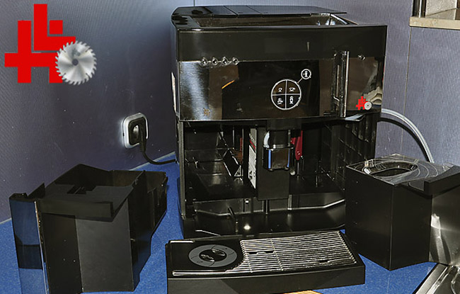 wmf espresso cappuccino kaffeemaschine kaffeevollautomat 1000 pro s n ovp ebay. Black Bedroom Furniture Sets. Home Design Ideas